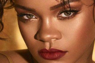 La terrible foto de Rihanna; ¿borracha como una cuba?