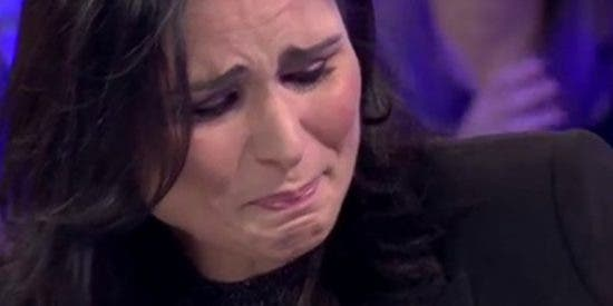 """Rosa hundida al contar cómo le destrozaron su voz: """"Te la quitan y desapareces"""""""