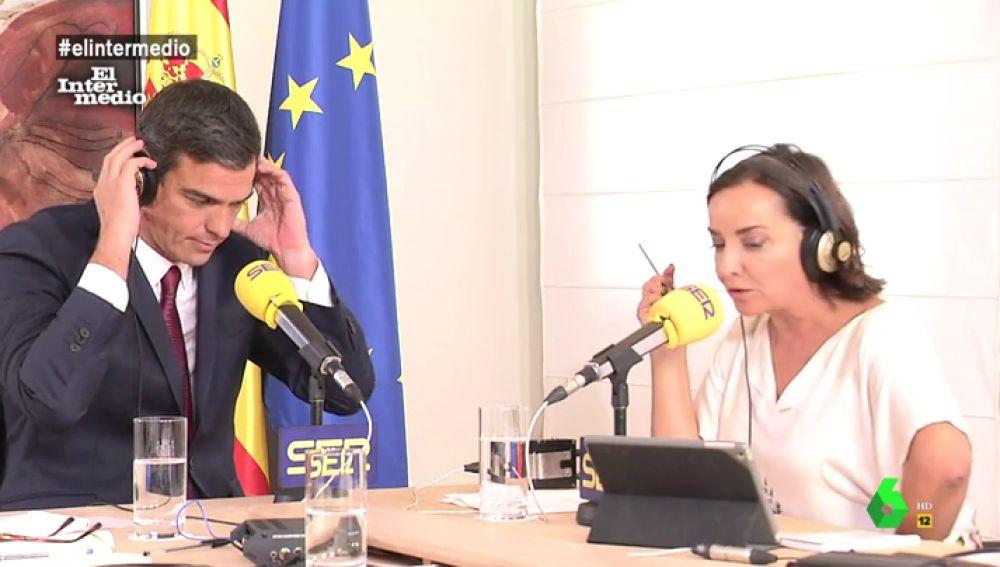 El rebote sideral de Pepa Bueno con Pedro Sánchez por marear la perdiz durante cinco meses y estar a un paso de la repetición electoral