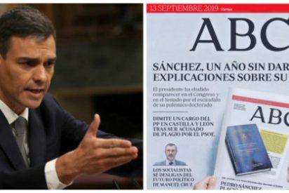 Pedro Sánchez está de 'aniversario': El doctor 'cum fraude' cumple un año sin dar explicaciones sobre su tesis plagiada