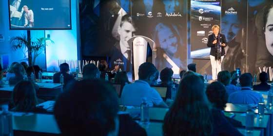 Gran éxito del I Congreso Mundial de Turismo espacial y subacuático celebrado en Marbella