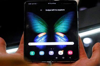Galaxy Fold: Samsung lanza su teléfono plegable de 2.000 dólares y es tan frágil que se vende con recomendaciones especiales para su uso