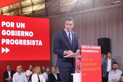 Pedro Sánchez evita la confrontación con los obispos con sus medidas para España