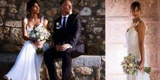 Sandra Sabatés, la presentadora del 'Intermedio', se ha casado por fin pero no con el actor David Janer