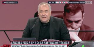 Giro total: Sánchez y Ferreras se dejan querer por la propuesta de Rivera