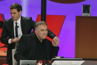 Pánico a elecciones en laSexta: Ferreras mete presión a Rivera con un barómetro 'asustaviejas' para que se abstenga