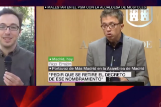 "Fernán González (OKdiario): ""La estrategia de Errejón es fingir ser un moderado para ganar votos"""