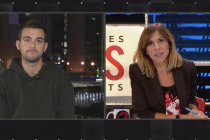 """Buenafuente legitima las tesis proetarras en TV3: la presentadora de 'FAQS' habla de """"lucha armada"""" en lugar de terrorismo"""