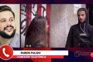 """Rubén Pulido: """"Hay mafias en España que secuestran a MENAS y les amenazan con quitarles los órganos si sus padres no pagan 500 euros"""""""