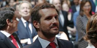 La razón por la que los asesores de Pablo Casado le recomendaron dejarse la barba para las elecciones del 10-N