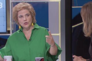 Rahola llama a la 'desobediencia masiva' desde TV3: apoya el ataque a tiendas de ropa y el asedio a los bancos