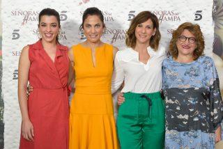'Toy Boy' y 'MasterChef Celebrity' se ventilan a las 'Señoras del hAMPA' de Telecinco que anota mínimo de audiencia