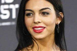 Georgina Rodriguez se pone 'verde, verde, que te quiero verde'…