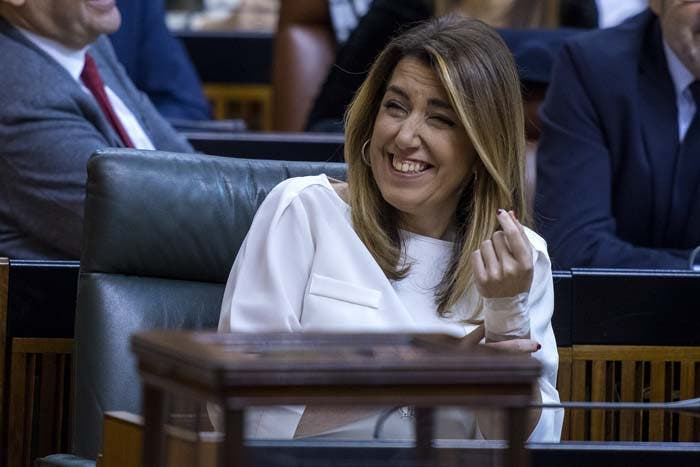 Susana Díaz dará la batalla en el PSOE andaluz
