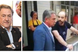 """Hermann Tertsch 'apadrina' al cocinero que se encaró con Sánchez y hace fosfatina al """"lacayuno servidor anchoíta"""" de Revilla"""