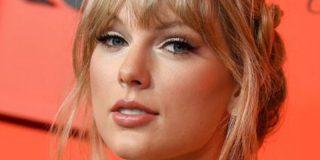 Mira lo que lleva Taylor Swift bajo la falda