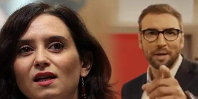 """Telemadrid queda en ridículo al contestar a Isabel Díaz Ayuso con una promo forzadísima: """"100% servicio público"""""""
