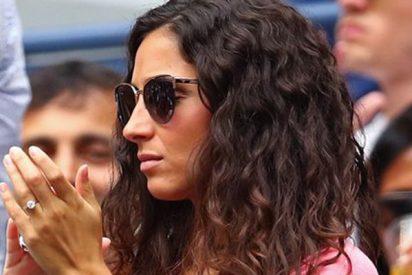 Todos se fijan en lo mismo en esta foto de Xisca Perelló, novia de Rafa Nadal