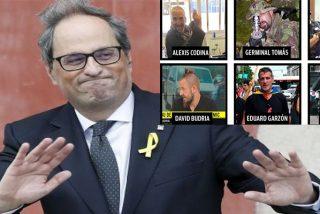 El cómplice Torra: Uno de los CDR revela que el 'president indepe' les iba a ayudar a tomar el Parlament