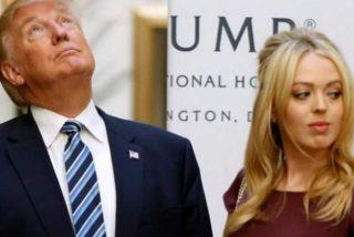 Trump se avergüenza tanto del peso de su hija Tiffany que suele evitar fotografiarse con ella