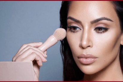Kim Kardashian se pasa al 'castaño oscuro'