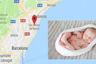 La Policía busca frenéticamente a un bebé que su padre de 16 años lanzó al río en Barcelona