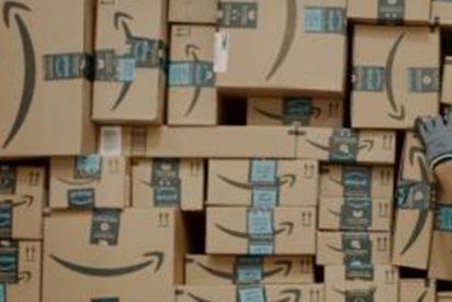 Un caradura de 22 años estafa 330.000 euros a Amazon en España, devolviendo cajas llenas de tierra