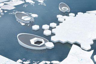 Nueva idea: Un congelador submarino para llenar de hielo el Ártico
