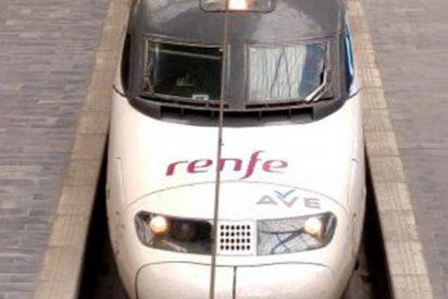 Un sujeto increpa al personal de un AVE que cubría el trayecto Sevilla-Barcelona y provoca un retraso de media hora