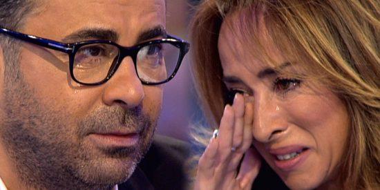 María Patiño y Jorge Javier Vázquez ya no se soportan: ¿Qué les ha pasado?