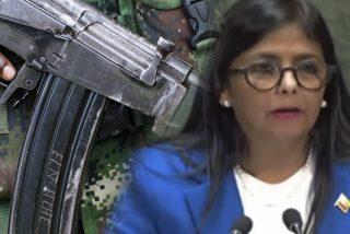 """Venezuela dicta a Duque las coordenadas de """"campamentos de terroristas"""" en Colombia"""