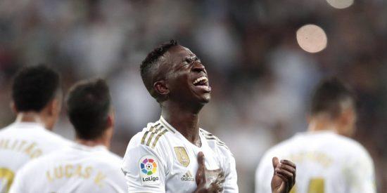 El Real Madrid gana a Osasuna (2-0) a ritmo de samba: goles de Vinicius y Rodrygo
