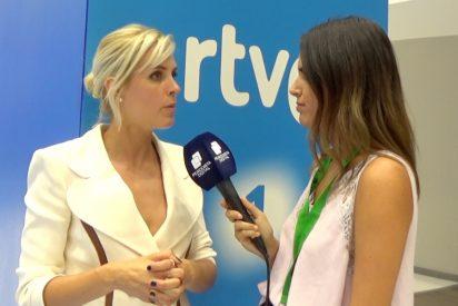 """Entrevista PD / Maggie Civantos: """"Hay muchas mujeres que adoptan roles masculinos para tener poder"""""""