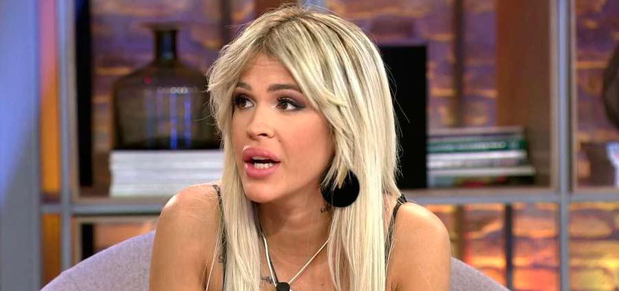Ylenia Padilla reconoce que las adicciones de Antonio Tejado fueron la causa de su ruptura