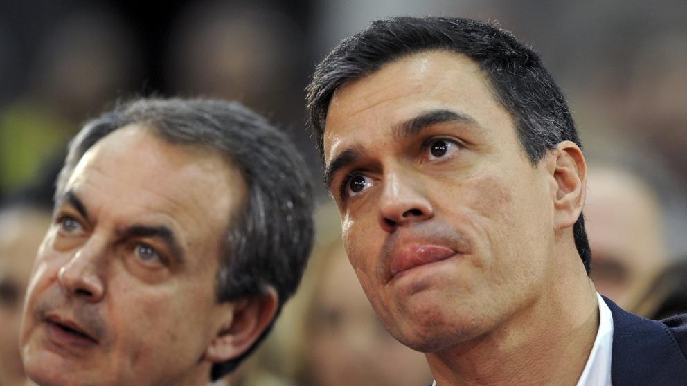 Chiste: el del inefable Pedro Sánchez y el Congreso de los Diputados