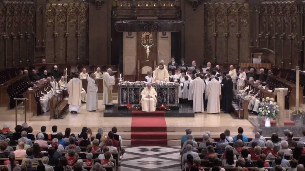 El abad Josep Maria Soler se compromete a proteger a los menores de los abusos