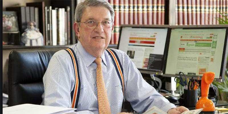 Fallece Alfonso de Salas, fundador del diario 'El Mundo' y uno de los editores de prensa más prestigiosos de España