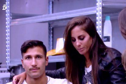 Anabel Pantoja y Gianmarco