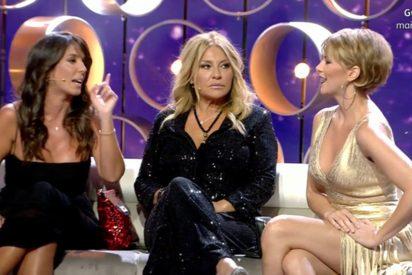 Anabel Pantoja, Cristina Tárrega y María Jesús Ruiz.