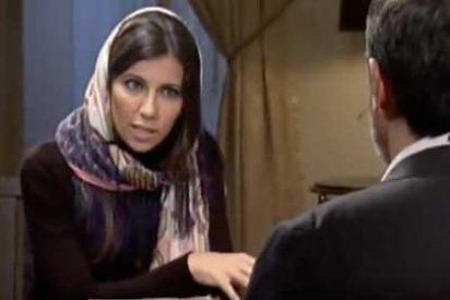 """Ana Pastor, lapidada a base de zascas por aplaudir la revuelta feminista de no llevar velo en Irán: """"¡Cínica!"""""""