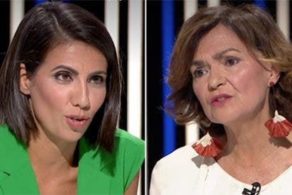 Los tuiteros hacen papilla la charleta de amiguitas de Ana Pastor y Carmen Calvo en laSexta
