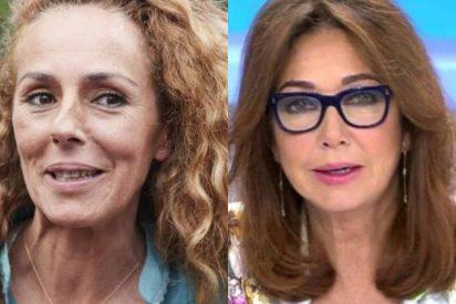 """Ana Rosa se confiesa: """"Yo viví una experiencia con Rocío Carrasco"""" (y la cuenta)"""