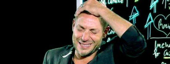Antonio David Flores se descompone emocionalmente en la 'Curva de la vida' de 'GH VIP'
