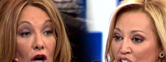 Amistad rota para siempre: Belén Rodríguez y Belén Esteban se machacan en directo