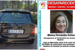 La Policía encuentra el coche de Blanca Fernández Ochoa: teme lo peor y el enigmático 'like' que lo agita todo