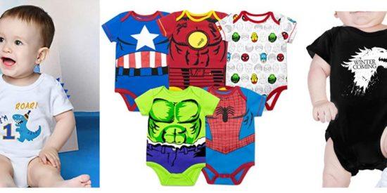 Bodies de bebé originales