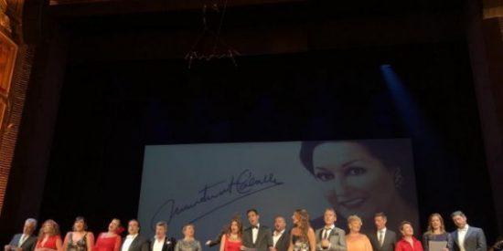 El mundo de la zarzuela recuerda a Montserrat Caballé