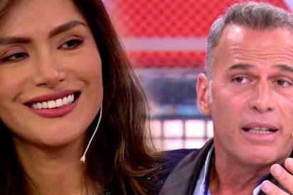 La enérgica respuesta de Carlos Lozano a Miriam Saavedra tras dejarle a través de un mensaje a 'Sábado Deluxe'