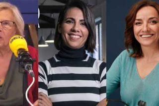 El fichaje estrella de la SER le sale rana a Pepa Bueno: Carmena promociona en antena la web de Ana Pastor y causa un sofoco a la locutora