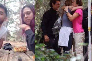 """Dos reporteros de 'Cazamariposas' (Mediaset) indignan a todo el mundo por mostrar su despreocupación en plena búsqueda de Blanca Fernández Ochoa: """"Nosotros, de relax"""""""